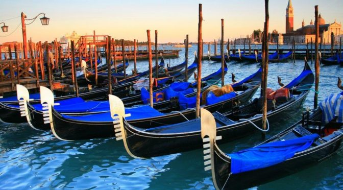 EVENTS IN VENICE