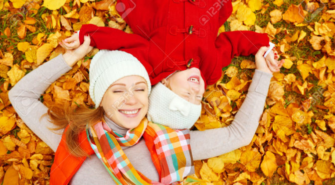 AUTUMN SALES FOR FAMILY